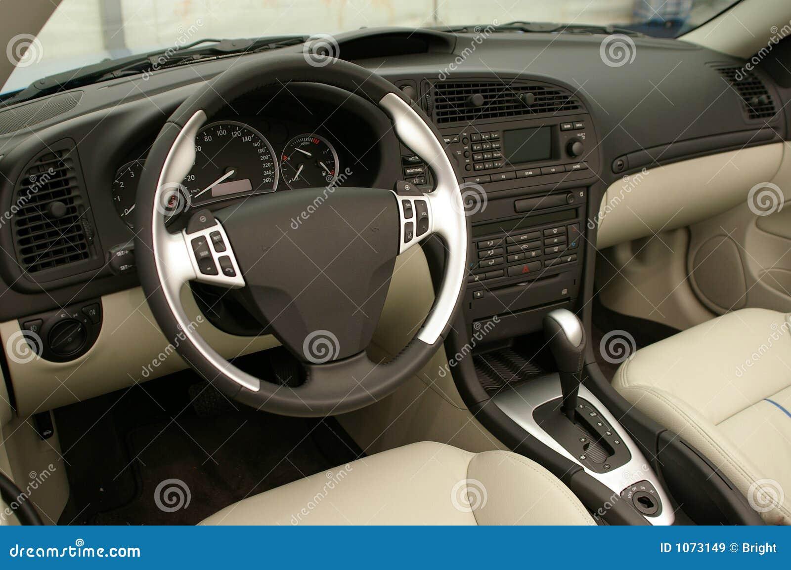 car interior royalty free stock images image 1073149. Black Bedroom Furniture Sets. Home Design Ideas