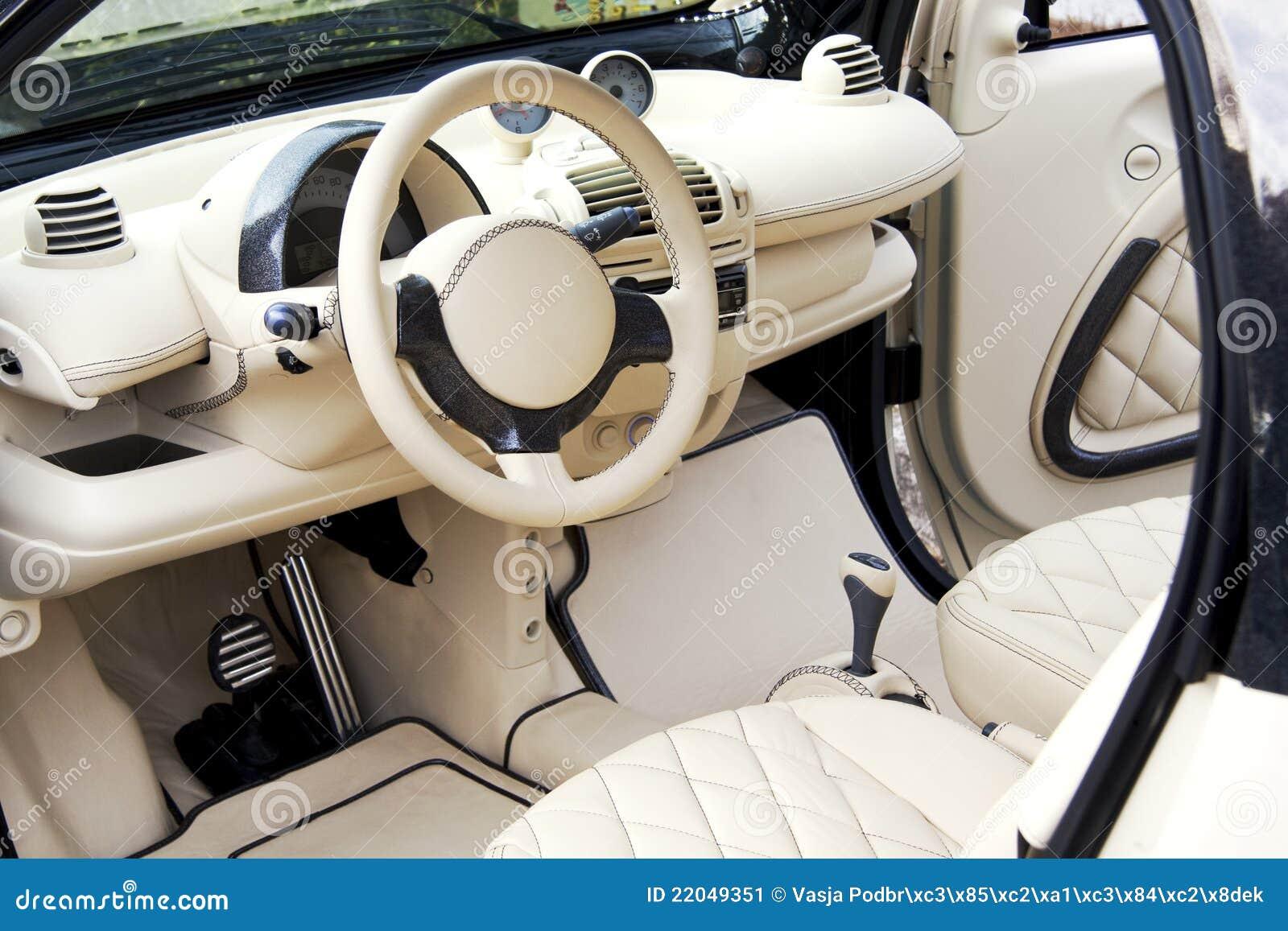 car interior stock image image 22049351. Black Bedroom Furniture Sets. Home Design Ideas
