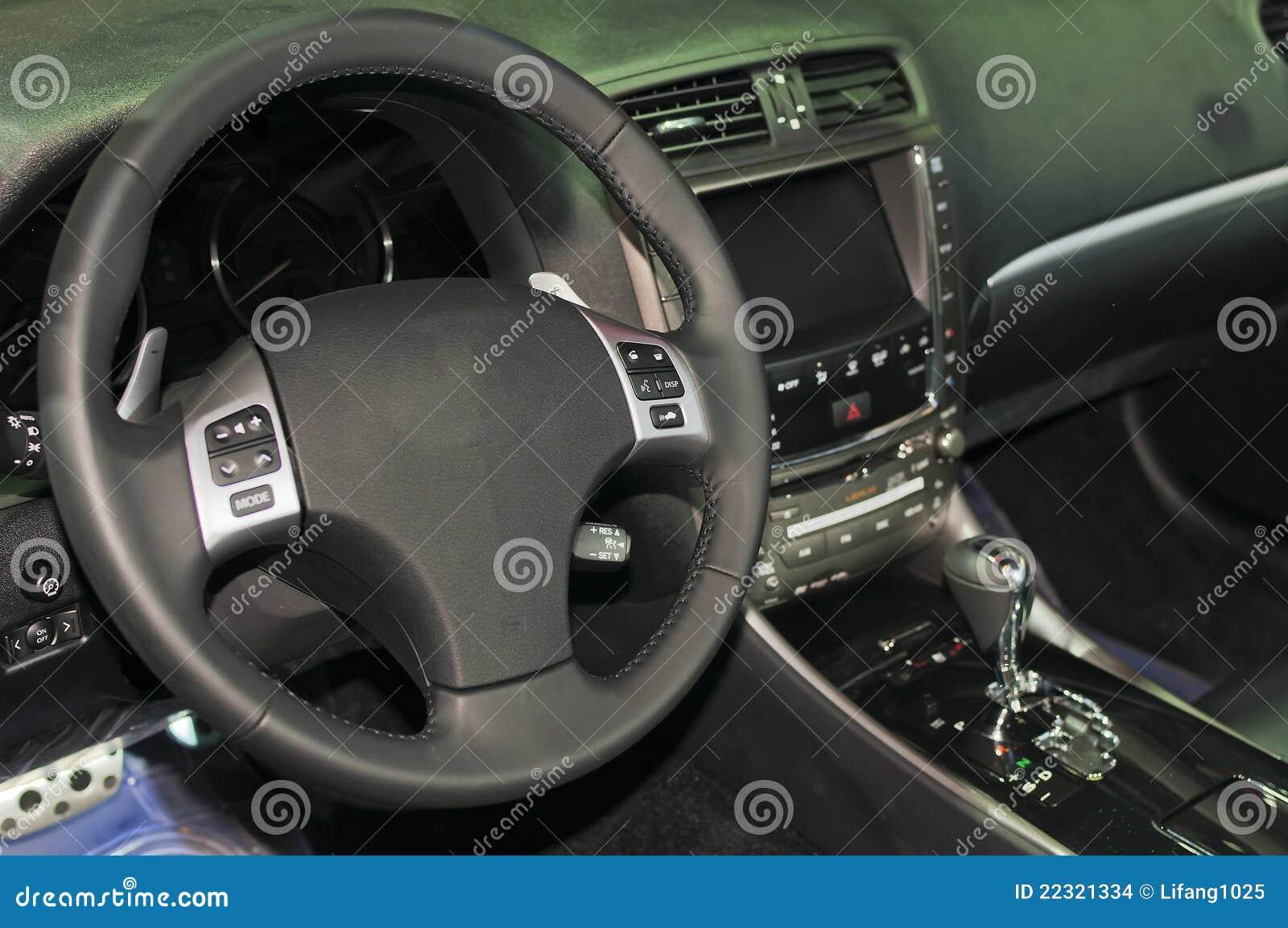 car interior stock images image 22321334. Black Bedroom Furniture Sets. Home Design Ideas