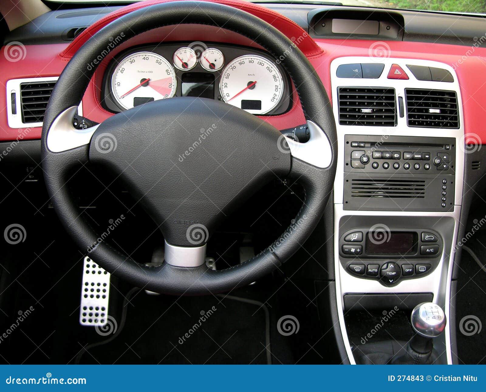 car interior stock photos image 274843. Black Bedroom Furniture Sets. Home Design Ideas