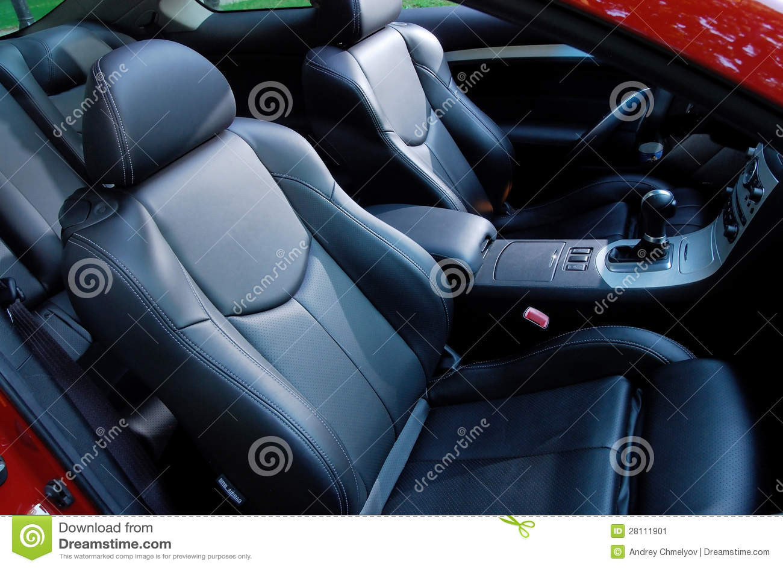 car interior stock photo 55063776. Black Bedroom Furniture Sets. Home Design Ideas