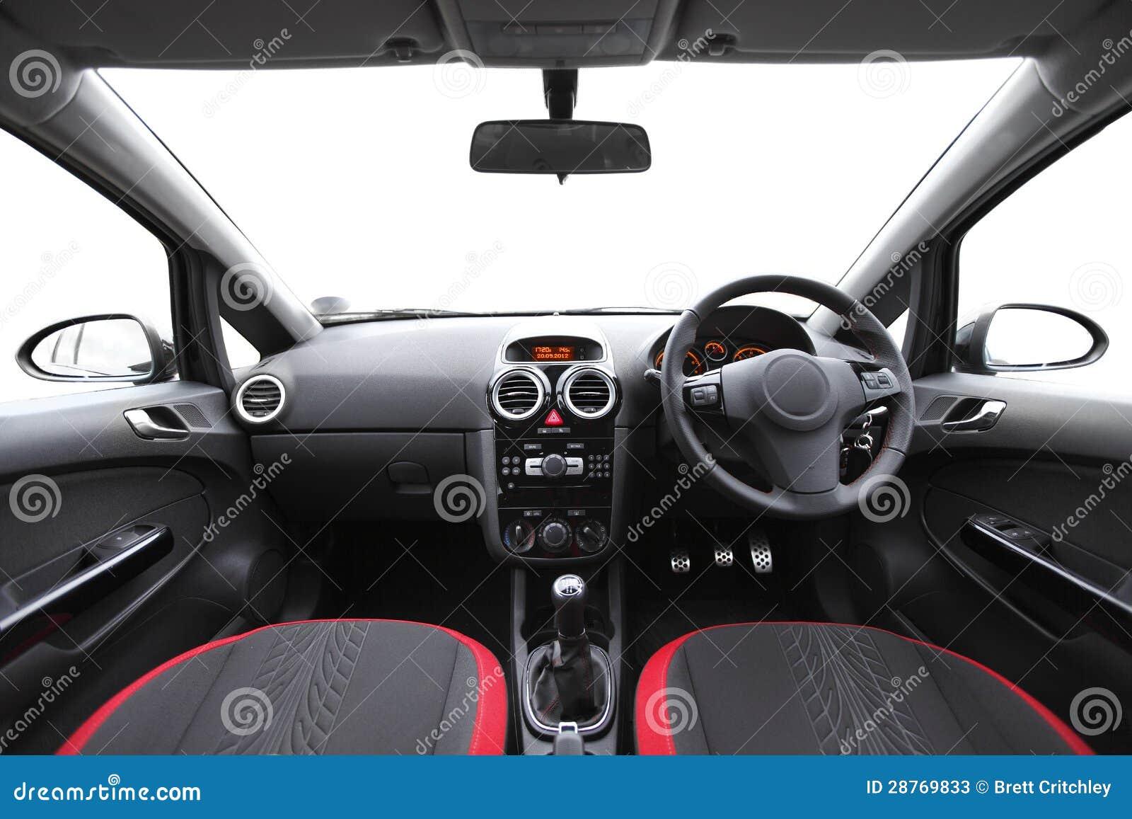 Car Interior Stock Photos Image 28769833