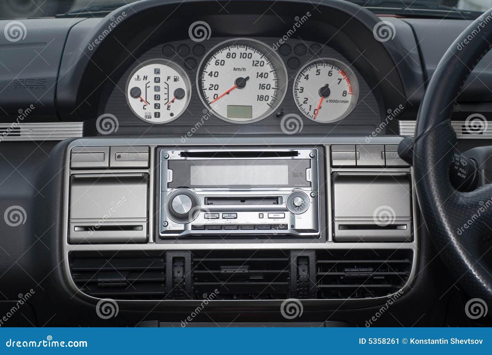 car interior stock image image 5358261. Black Bedroom Furniture Sets. Home Design Ideas