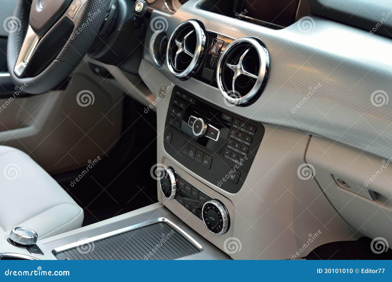 luxury car interior stock photo image of concept brand 30101010. Black Bedroom Furniture Sets. Home Design Ideas