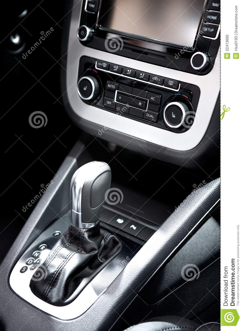 car interior detail stock photo image 22413680. Black Bedroom Furniture Sets. Home Design Ideas