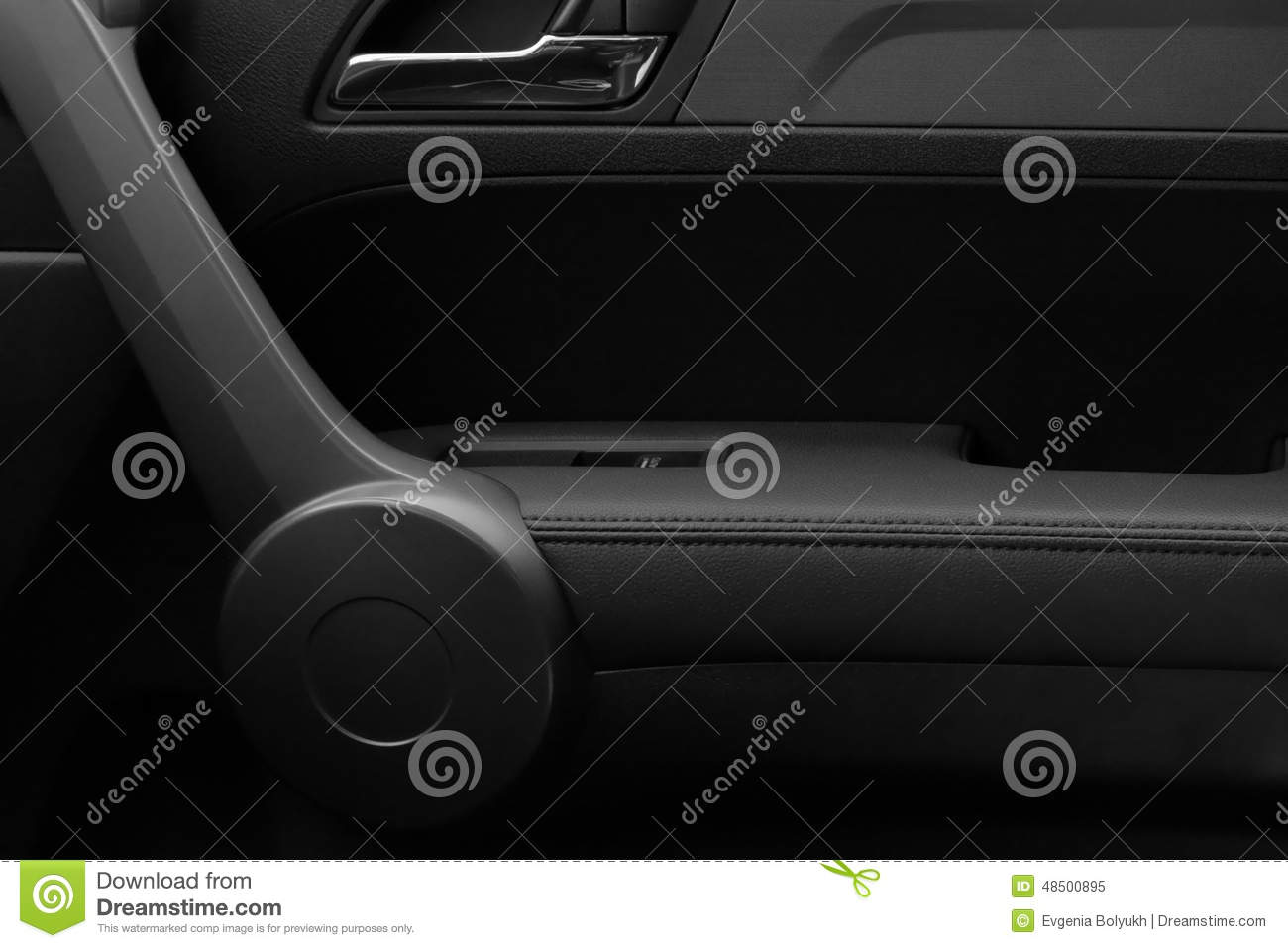 car interior details royalty free stock photography 71466329. Black Bedroom Furniture Sets. Home Design Ideas