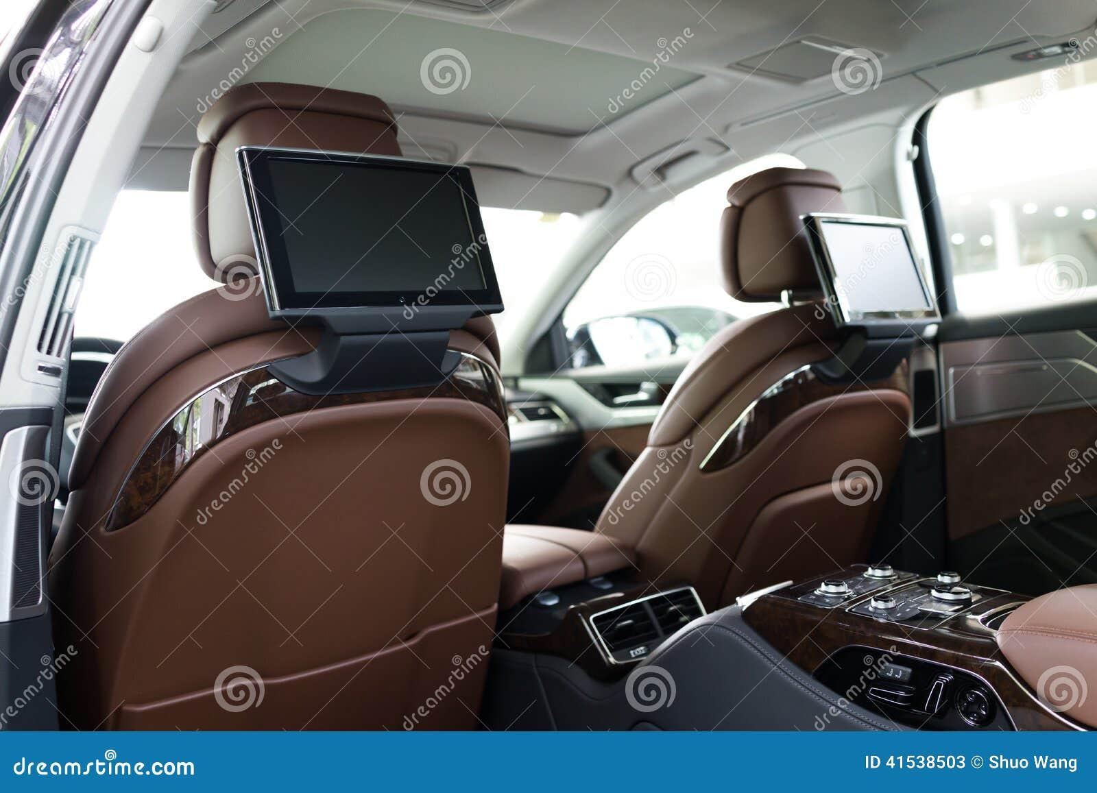 car interior stock photo image 41538503. Black Bedroom Furniture Sets. Home Design Ideas