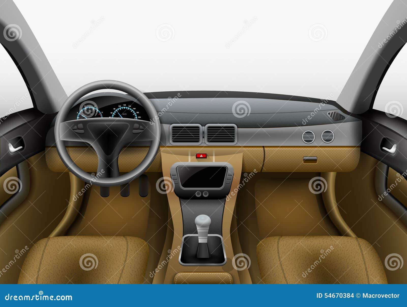 car interior light stock vector image 54670384. Black Bedroom Furniture Sets. Home Design Ideas