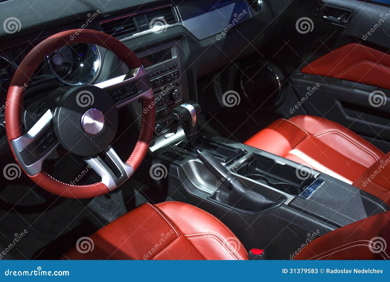 car interior stock photos image 31379583. Black Bedroom Furniture Sets. Home Design Ideas
