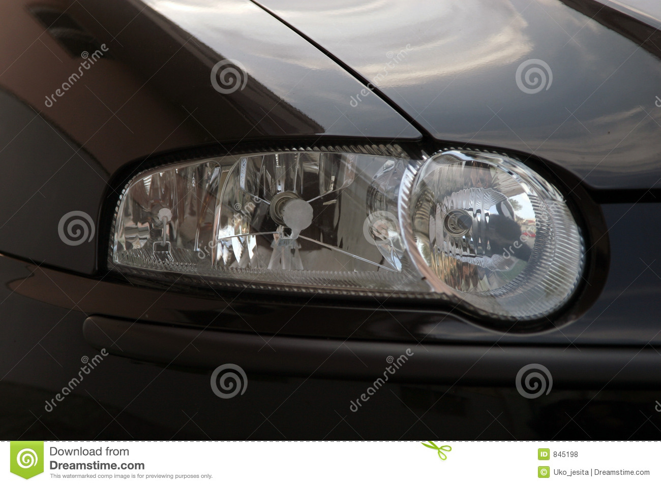 Car lights