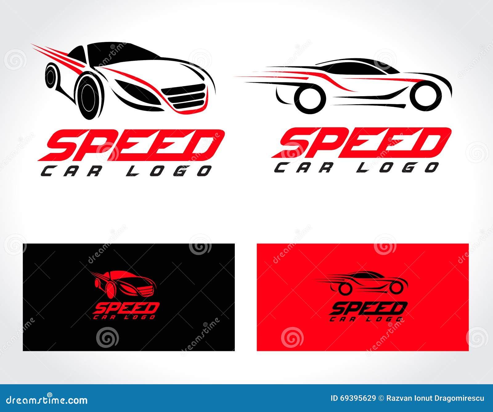 Car Logo Design Stock Vector - Image: 69395629