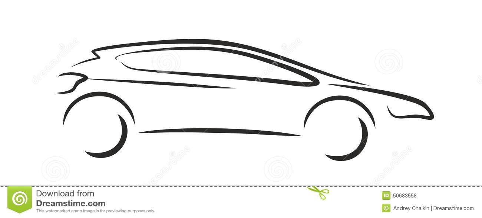 Cars logo stock vector. Illustration of races, transport - 50683558