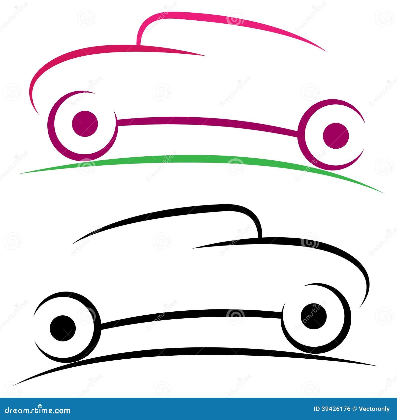 Car Logo Stock Vector - Image: 39426176