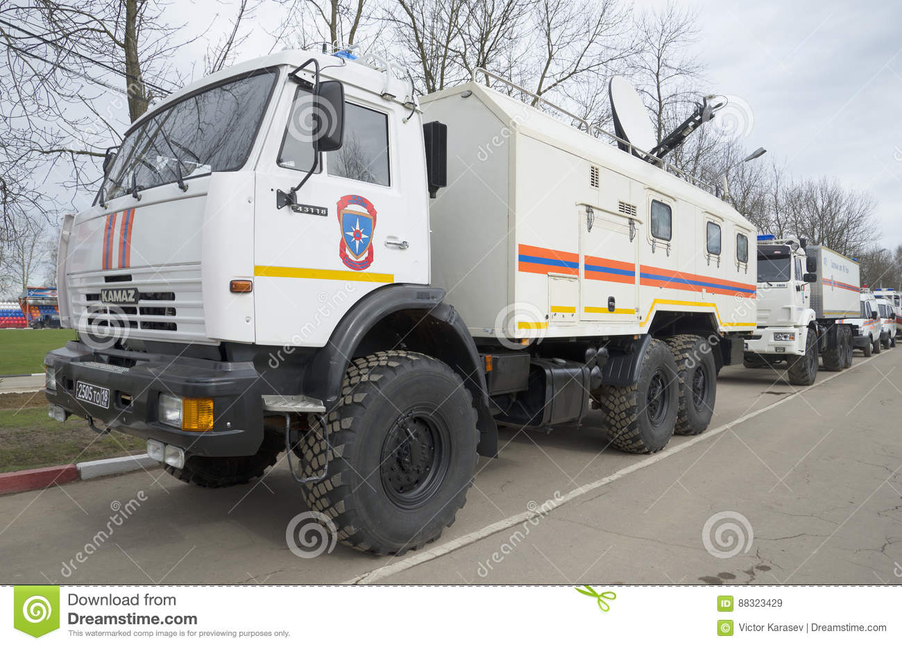 How to collect KAMAZ 34