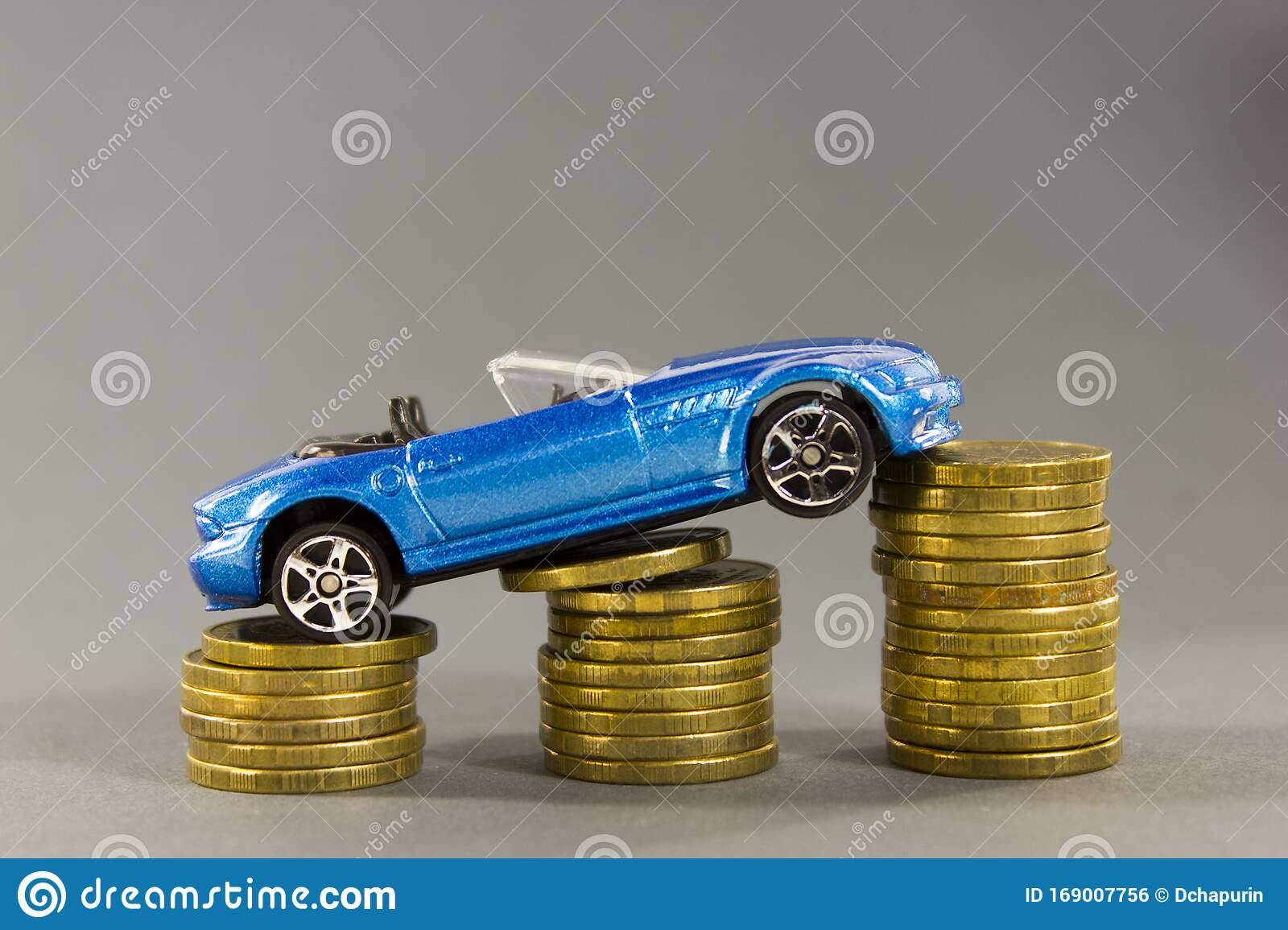 Car Model On Background Of Coins. Concept Of Leasing, Auto Loan, Auto  Insurance, Taxes Stock Photo - Image of coin, concept: 169007756