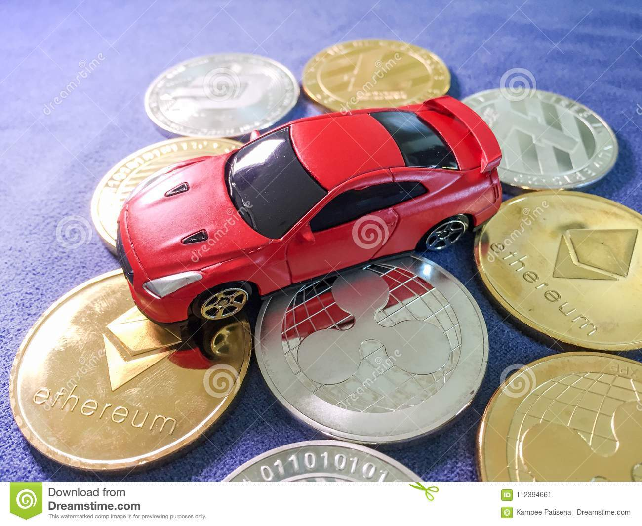 car coin cryptocurrency