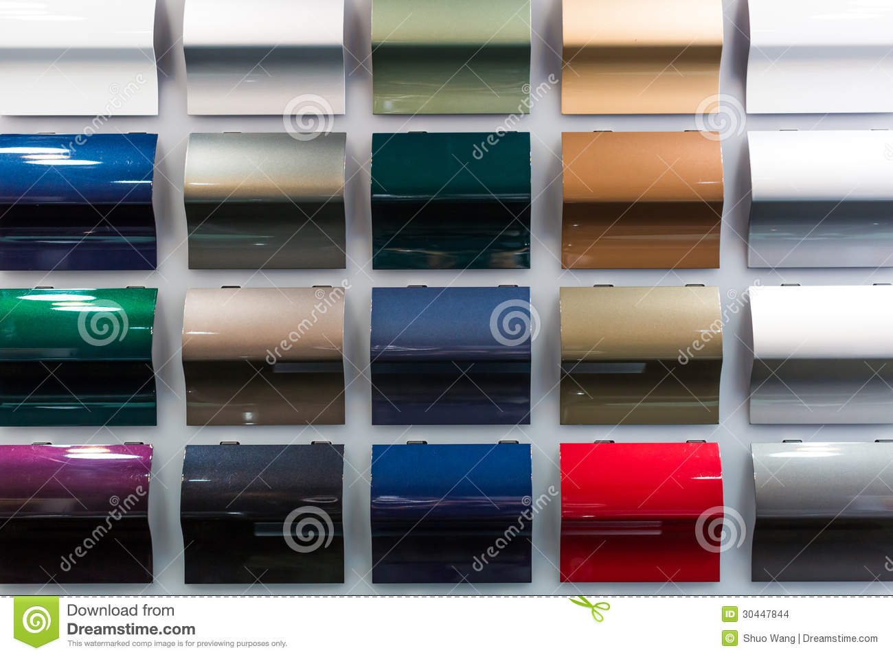 Car Paint Color Samples The Image Kid
