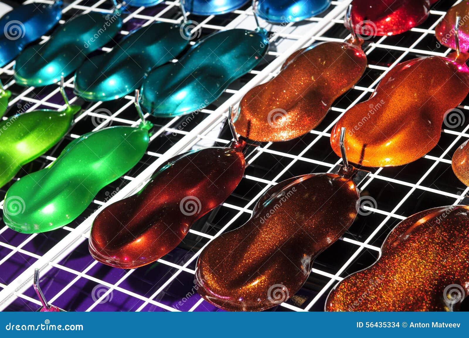 Brown Honda Amarillo >> Stock Brown Metallic Automotive Paint | Autos Post