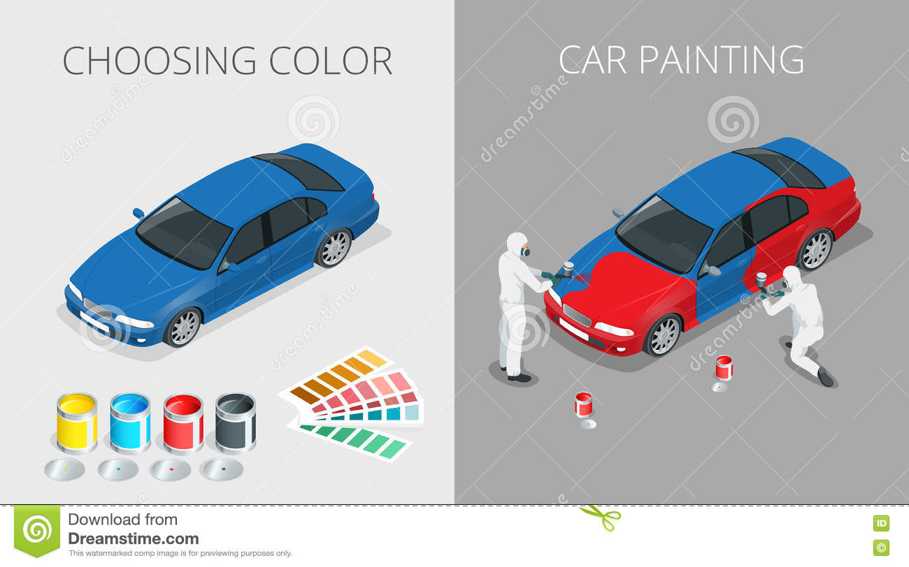 an analysis of the car painting process Collection of paint evidence include the transferred paint as well as the top layer of paint originally on the car keep all transfers tape could potentially compromise the laboratory analysis of the paint evidence if tape lifts are collected.