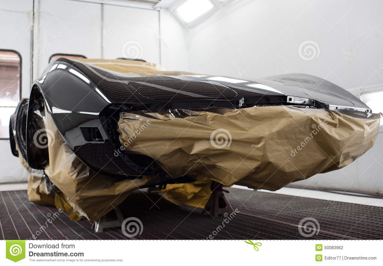 an analysis of the car painting process How automotive paint protects your vehicle body  effect of the car paint is lost  and an electrochemical process occurs, leading to corrosion.