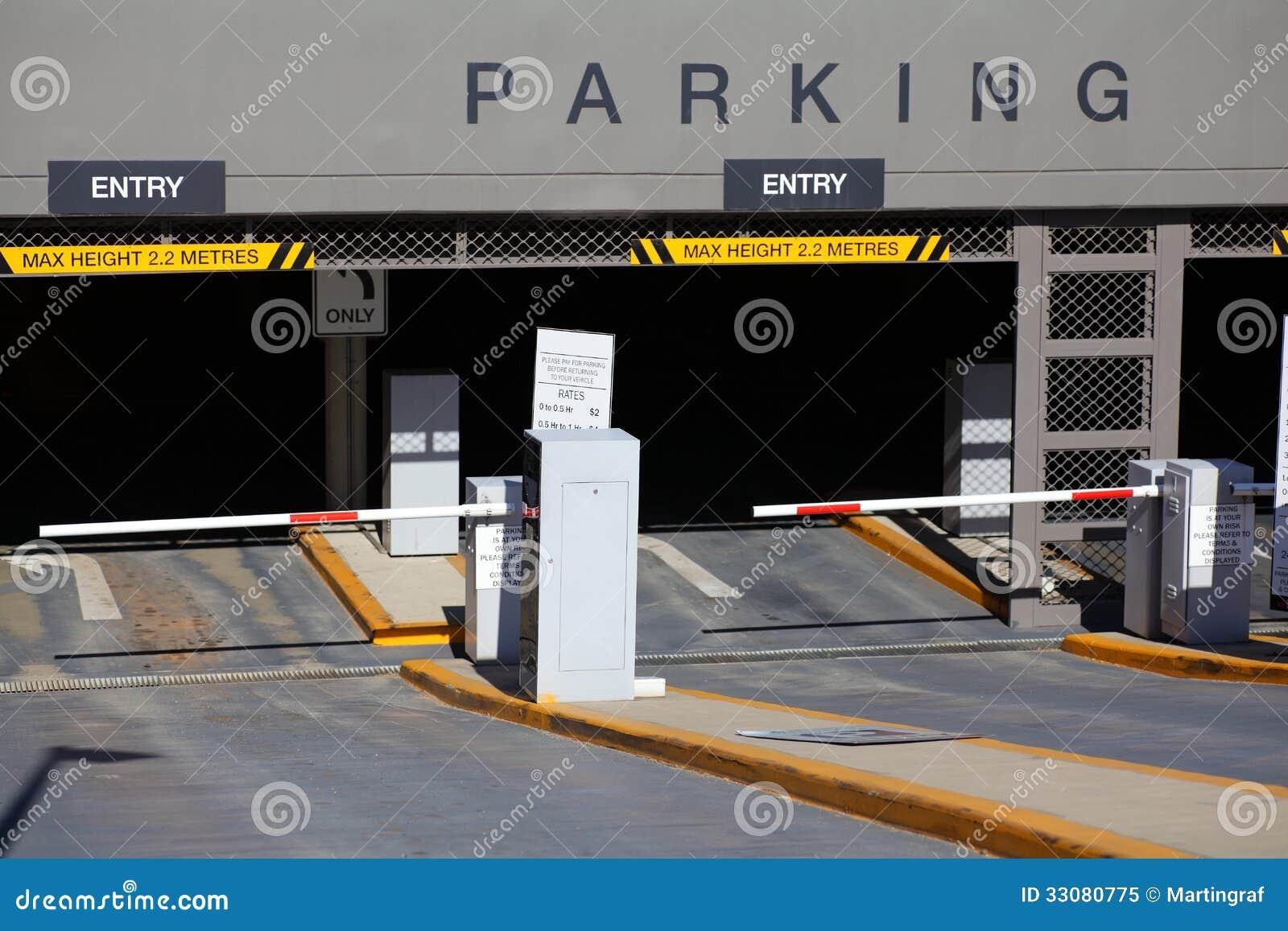 Basement Parking Entrance   www.pixshark.com - Images