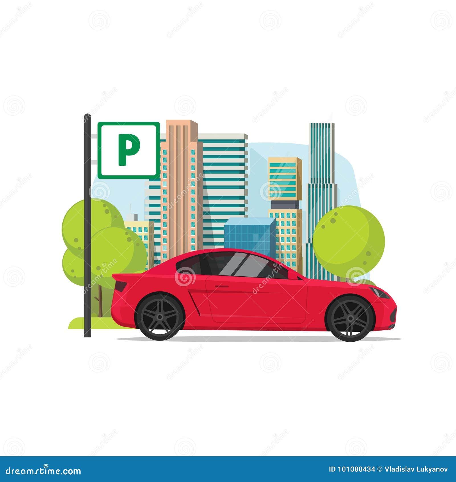 Car Parking Near Time Square