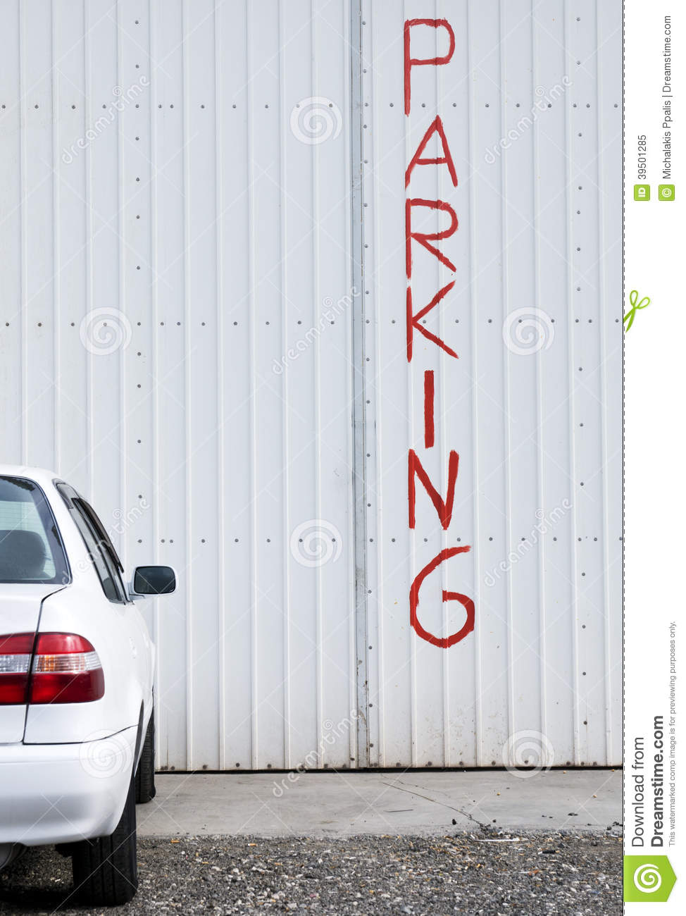 Car Parking place