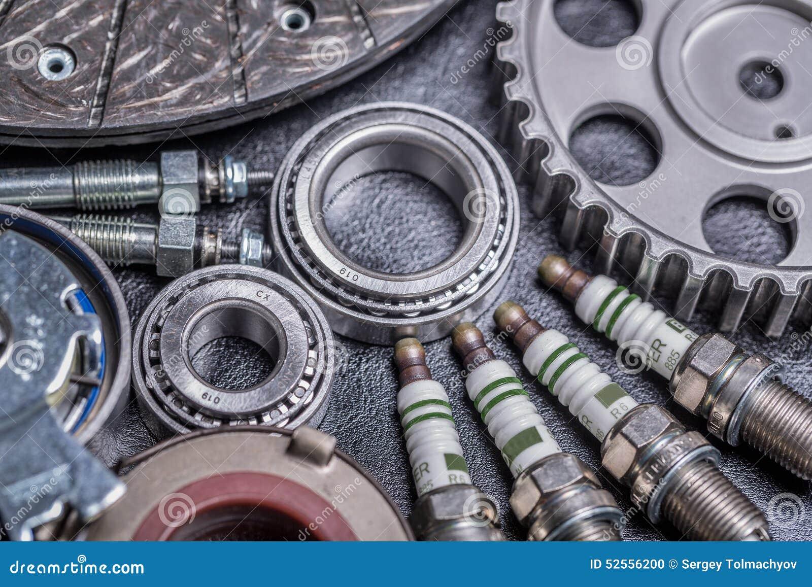 Car Parts Stock Photo Image 52556200