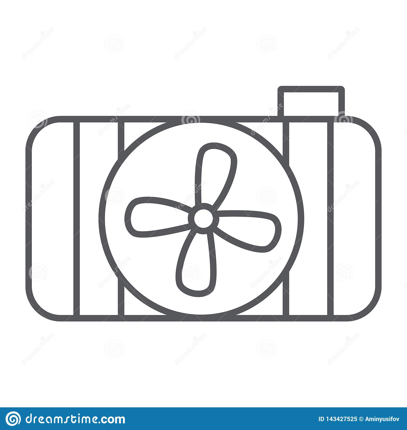 Cooling System Diagram For Cars