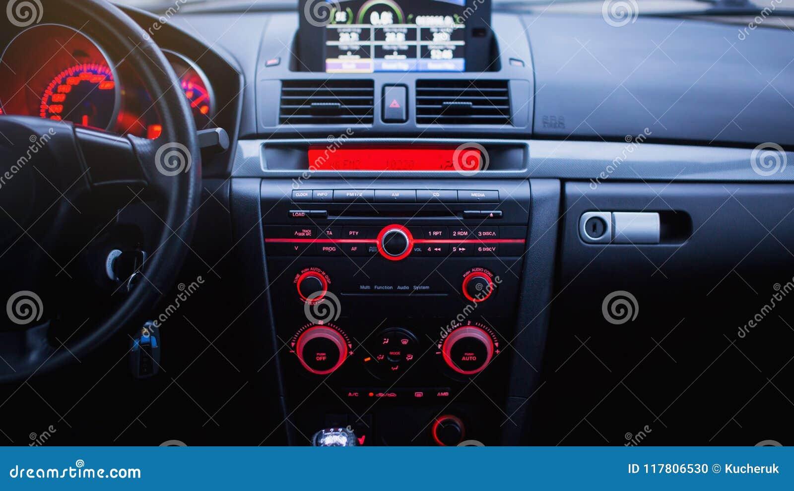 Air conditioner button