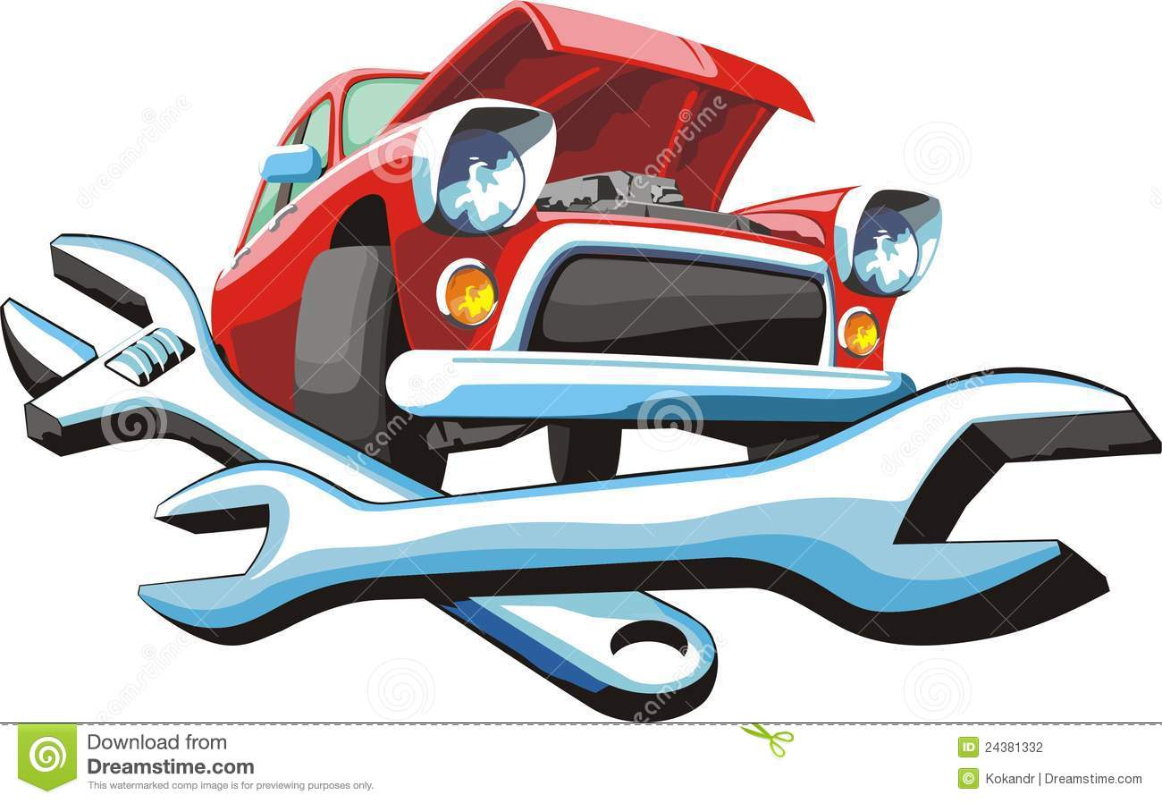 Auto Repair Clipart