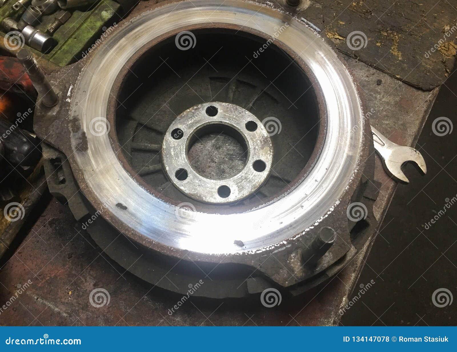 Car Repair Car Parts Stock Photo Image Of Inside Gear 134147078