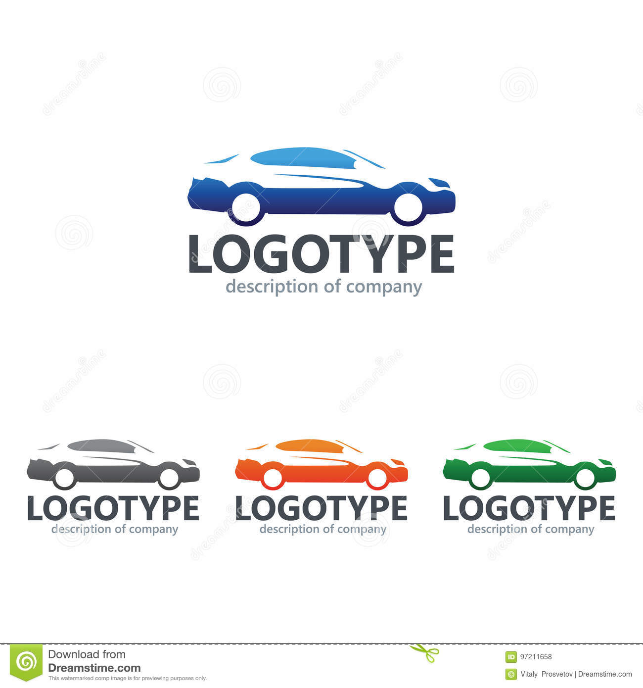 Elegant Car Signs And Namescar Signs Vector Free Download Custom ...