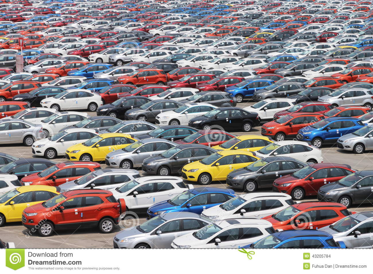 Car Editorial Stock Image Image 43205784