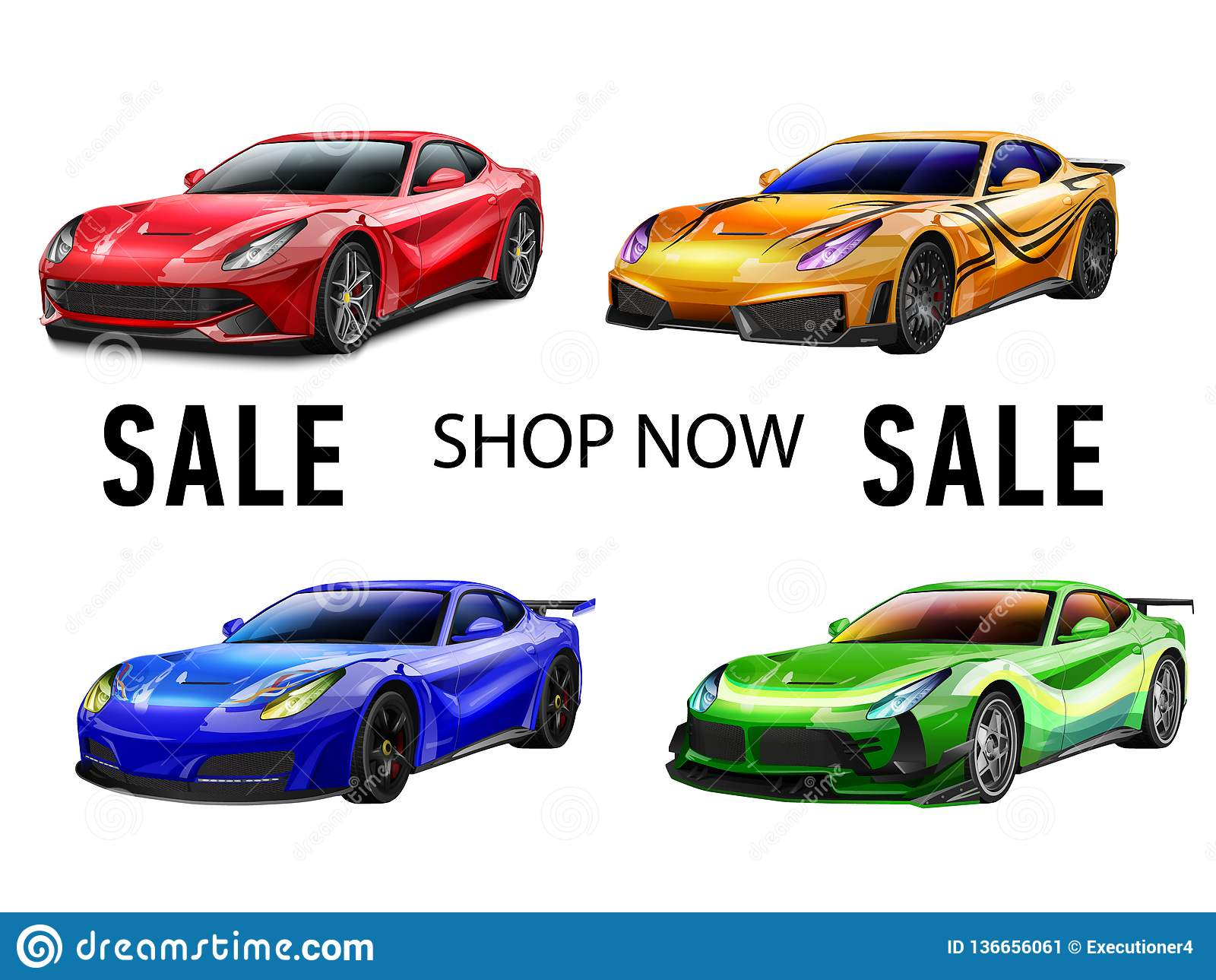 Car Sale Design Template Layout Template Cars For Sale Rent