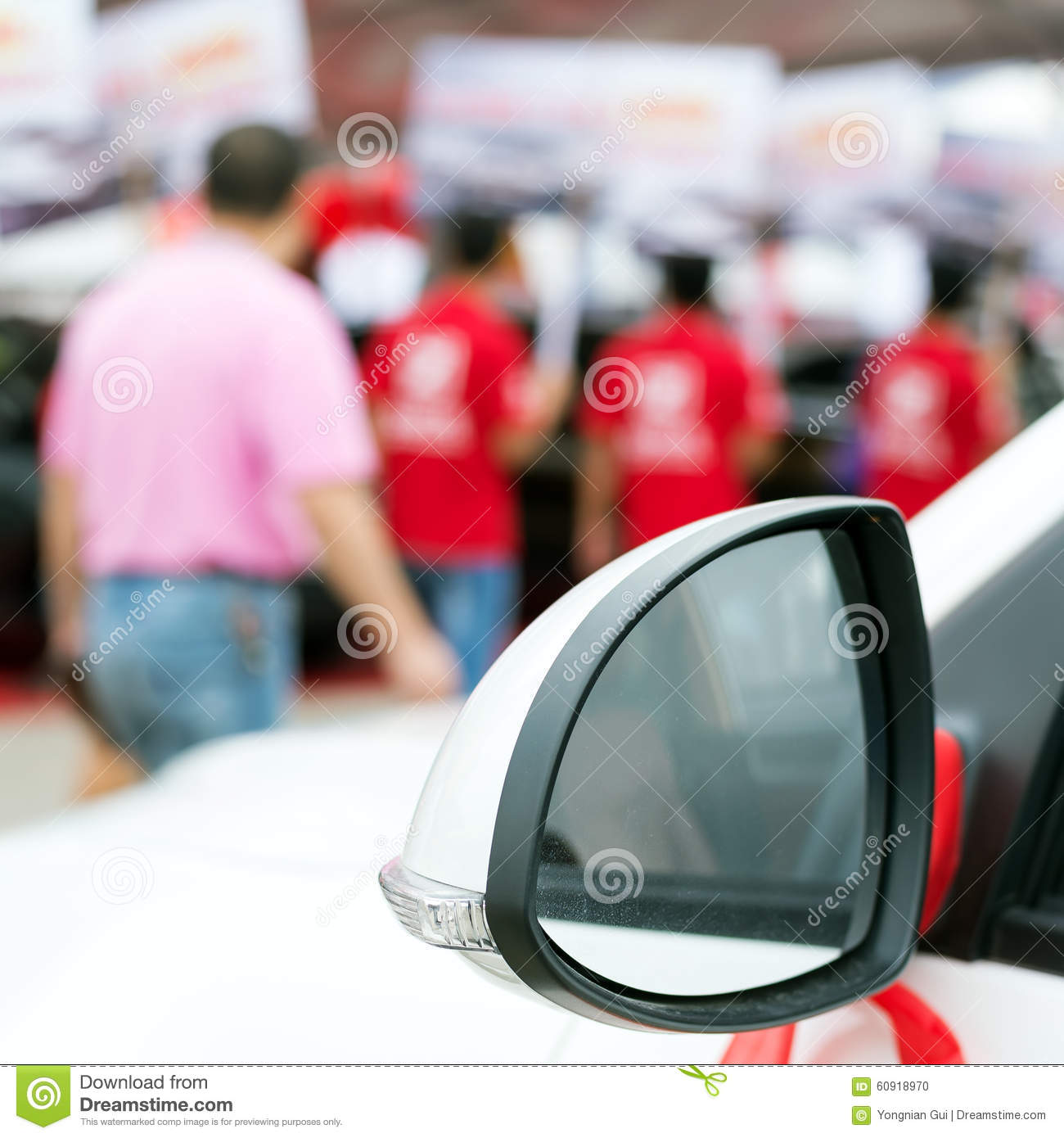 Car Sales Stock Photo Image 60918970