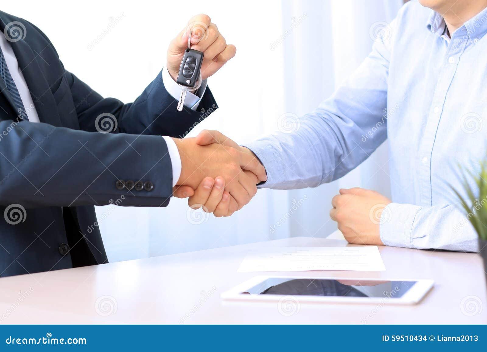 Part Time Car Salesman