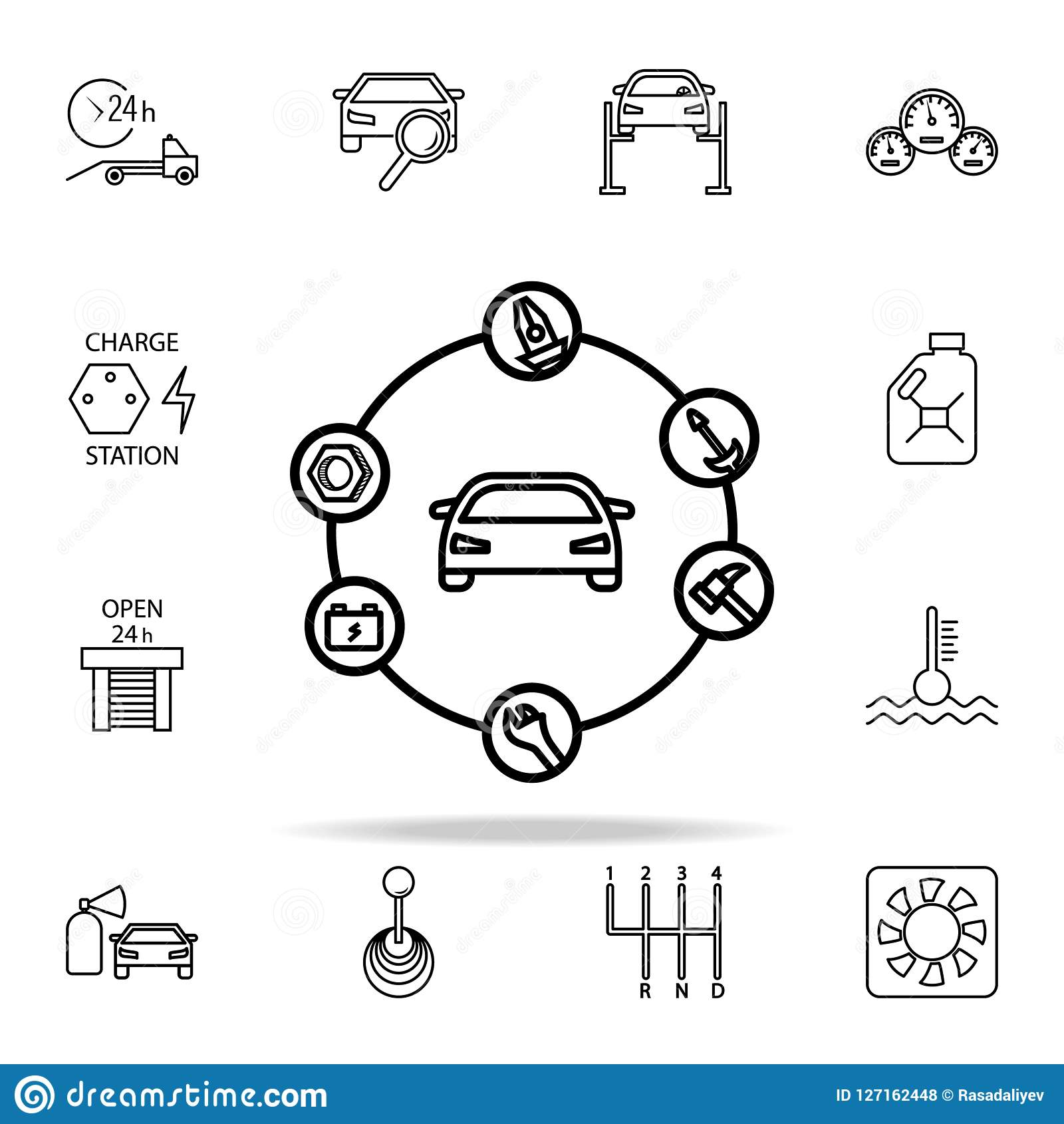 icon car diagram wiring diagram Network Diagram Icons car searching problem icon cars service and repair parts iconscar searching problem icon cars service and