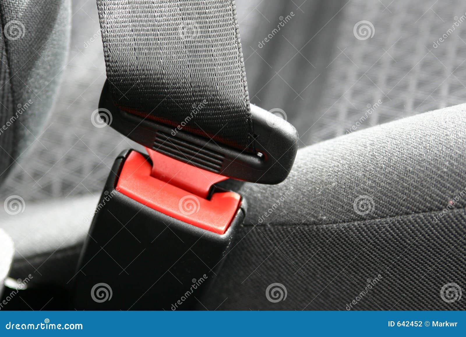 car seat belt restraint stock photography image 642452. Black Bedroom Furniture Sets. Home Design Ideas