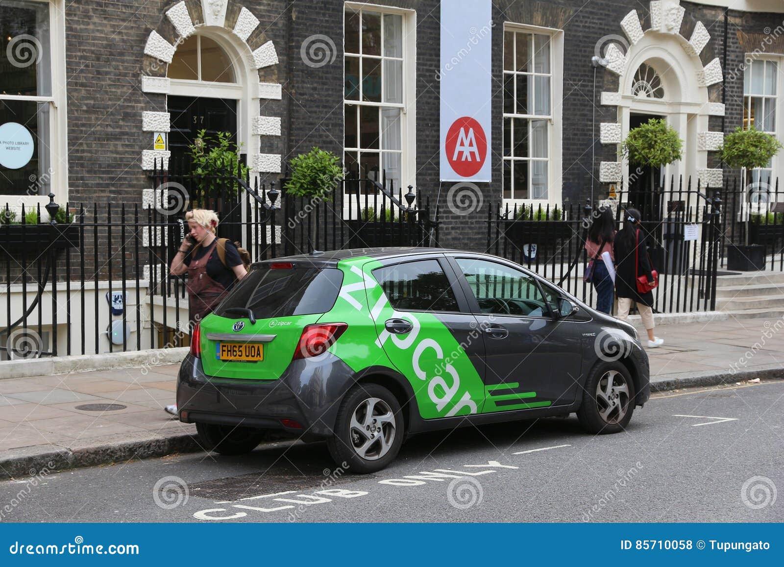 zipcar business plan
