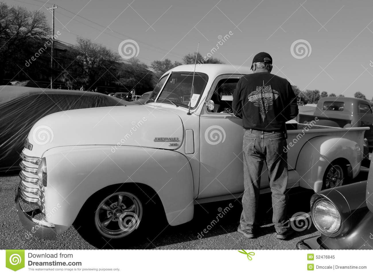 Car show chevy pickup editorial image. Image of transportation ...