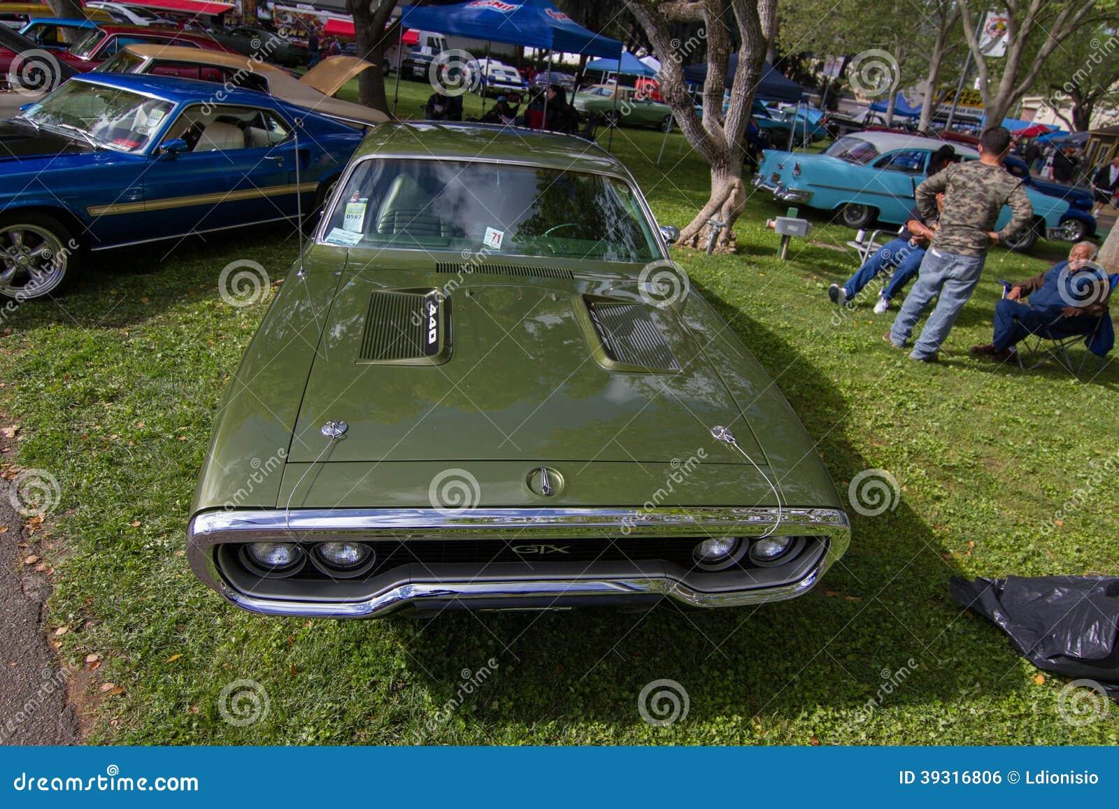 Car Show Pleasanton Ca 2014 de Goodguys