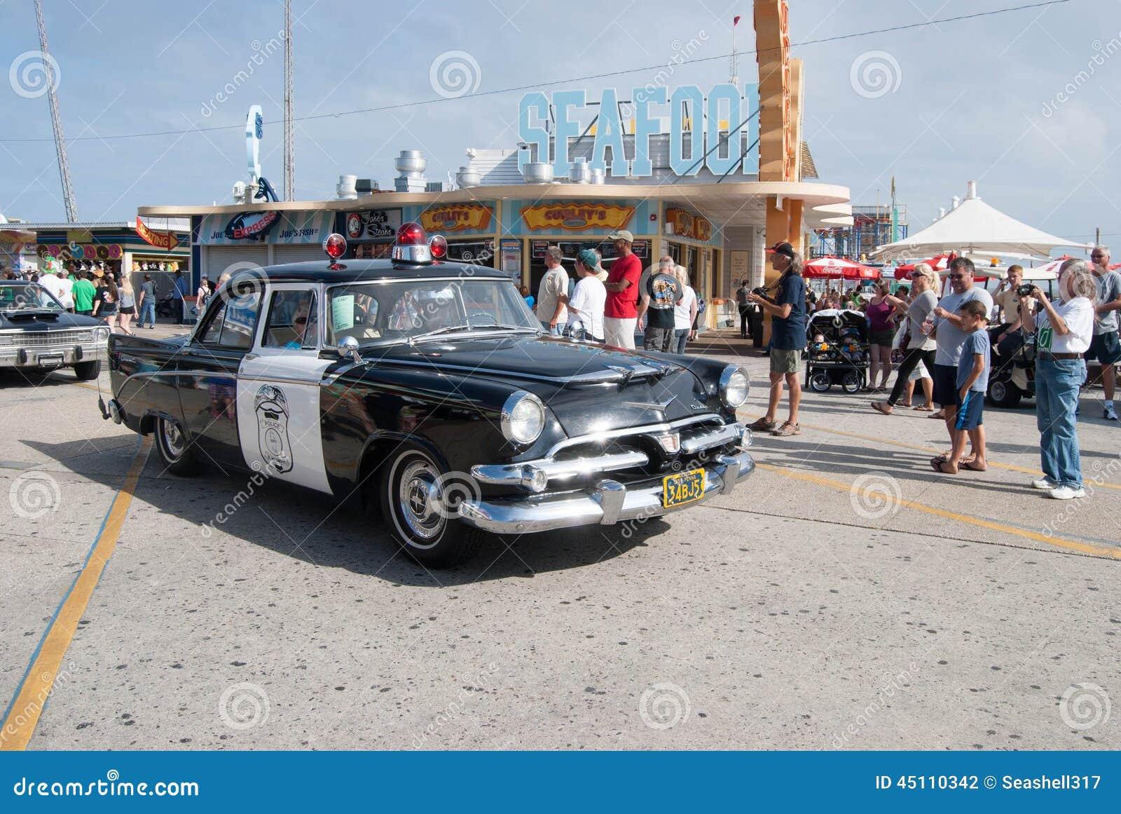 Classic Car Show Wildwood Nj