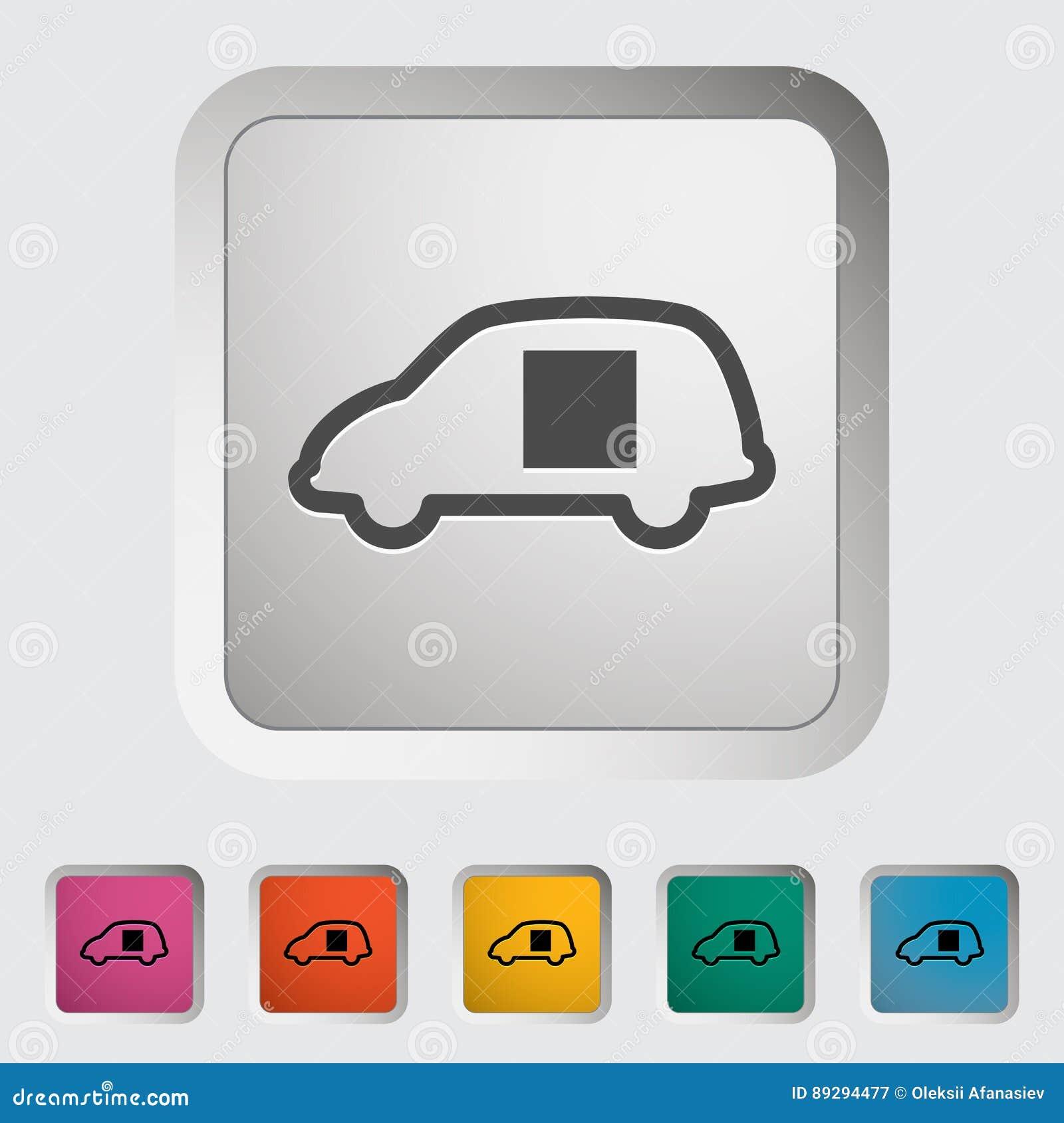 Car Sliding Door Stock Vector Illustration Of Vector 89294477