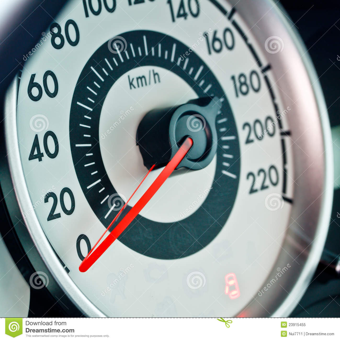 car speed meter royalty free stock photo image 23915455