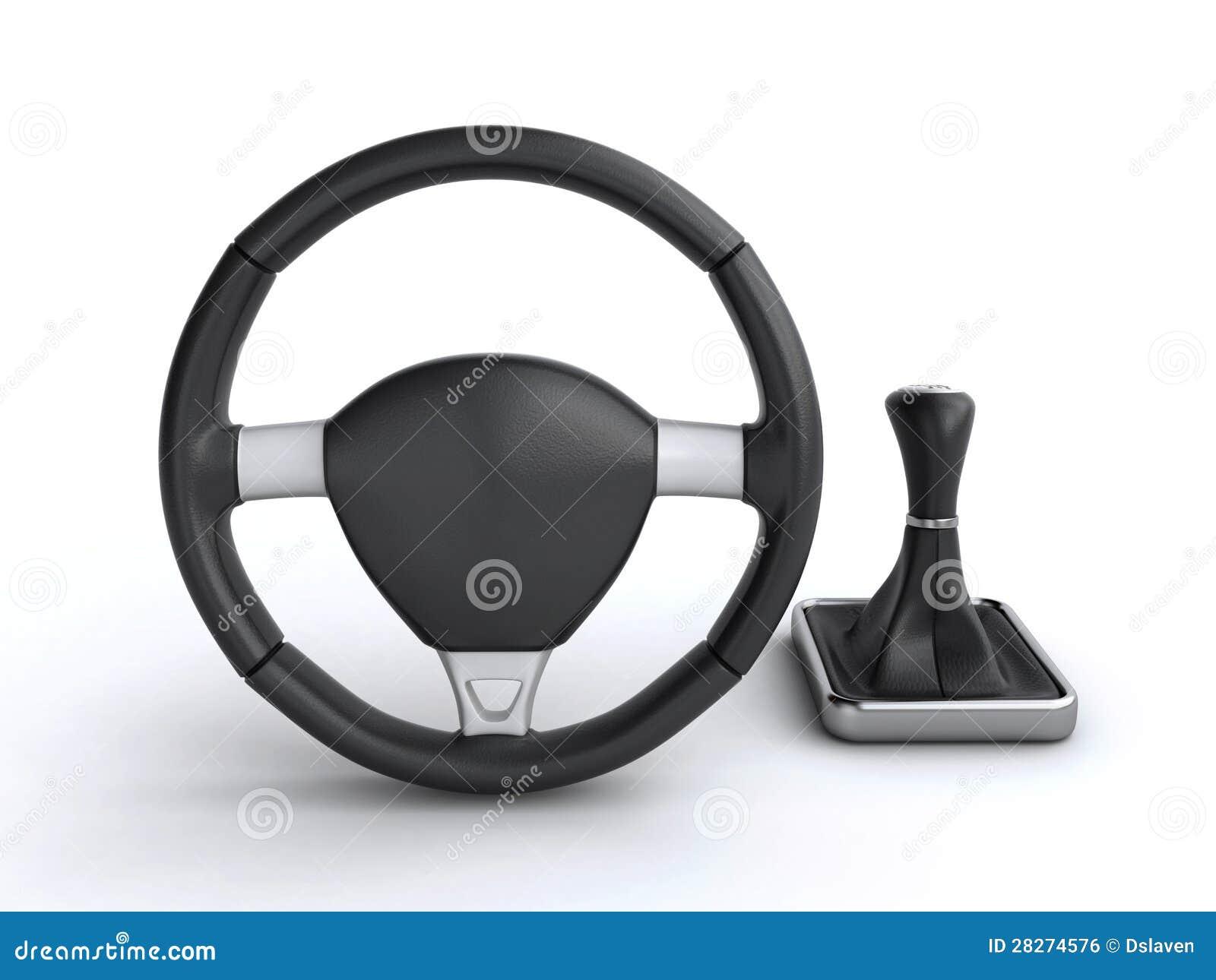 Tractor Steering Wheel Clip Art : Steering gear royalty free stock image cartoondealer