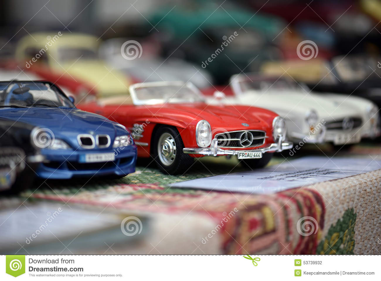 Car Toys Models Editorial Photography Image Of Unusual 53739932