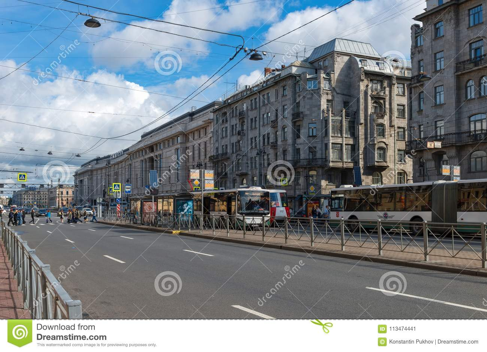 Ligovsky lanes 72