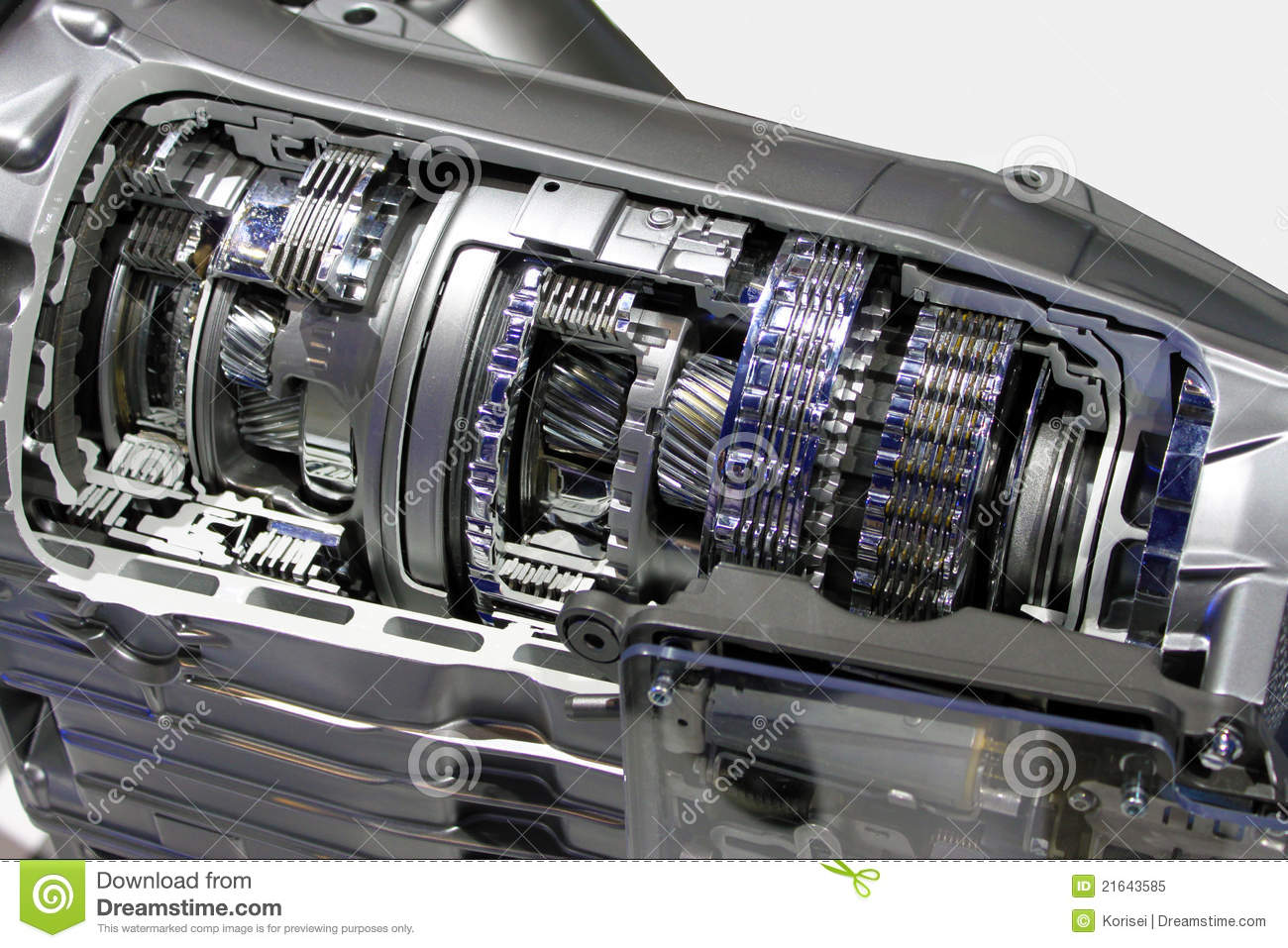 Car Transmission Stock Image Image Of Industry Movement 21643585