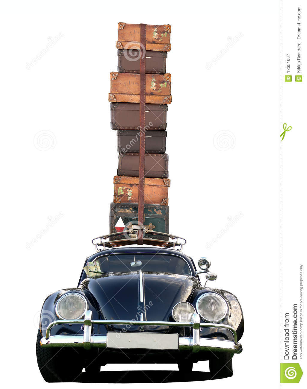 Car travelling - Classic Style